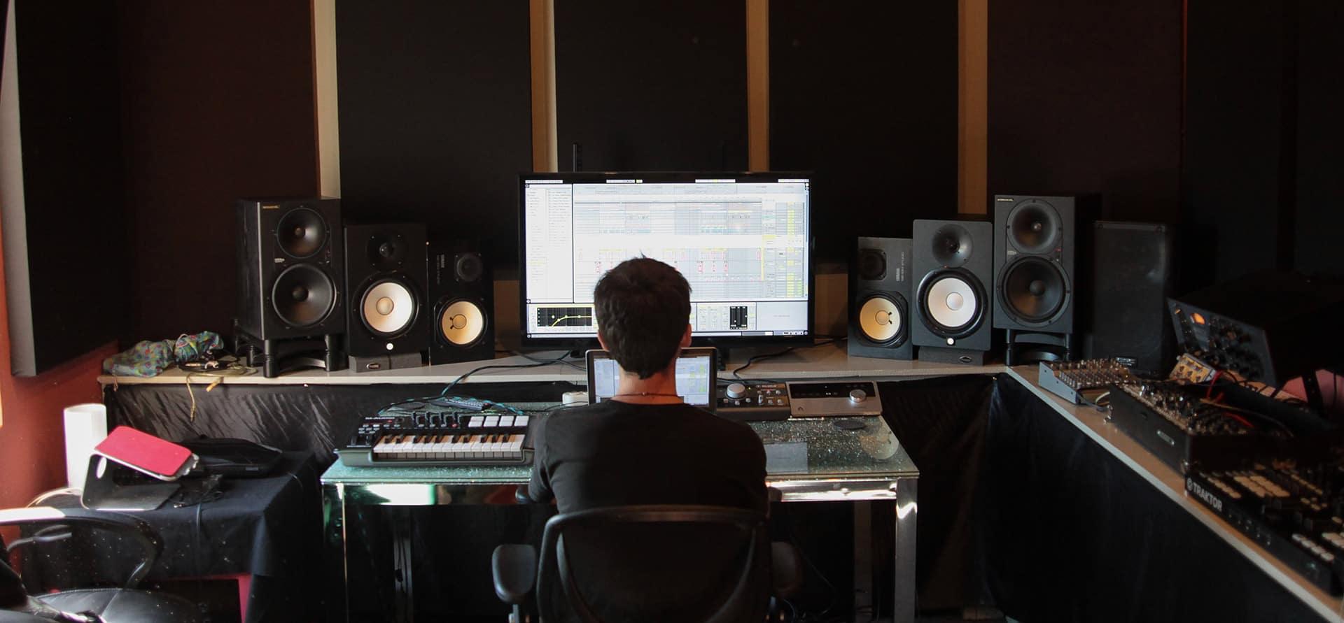 Курс создание музыки pro уровень