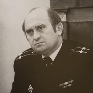 Виктор Глазков судья Военного трибунала БВО вынесший смертный приговор карателю Григорию Васюре