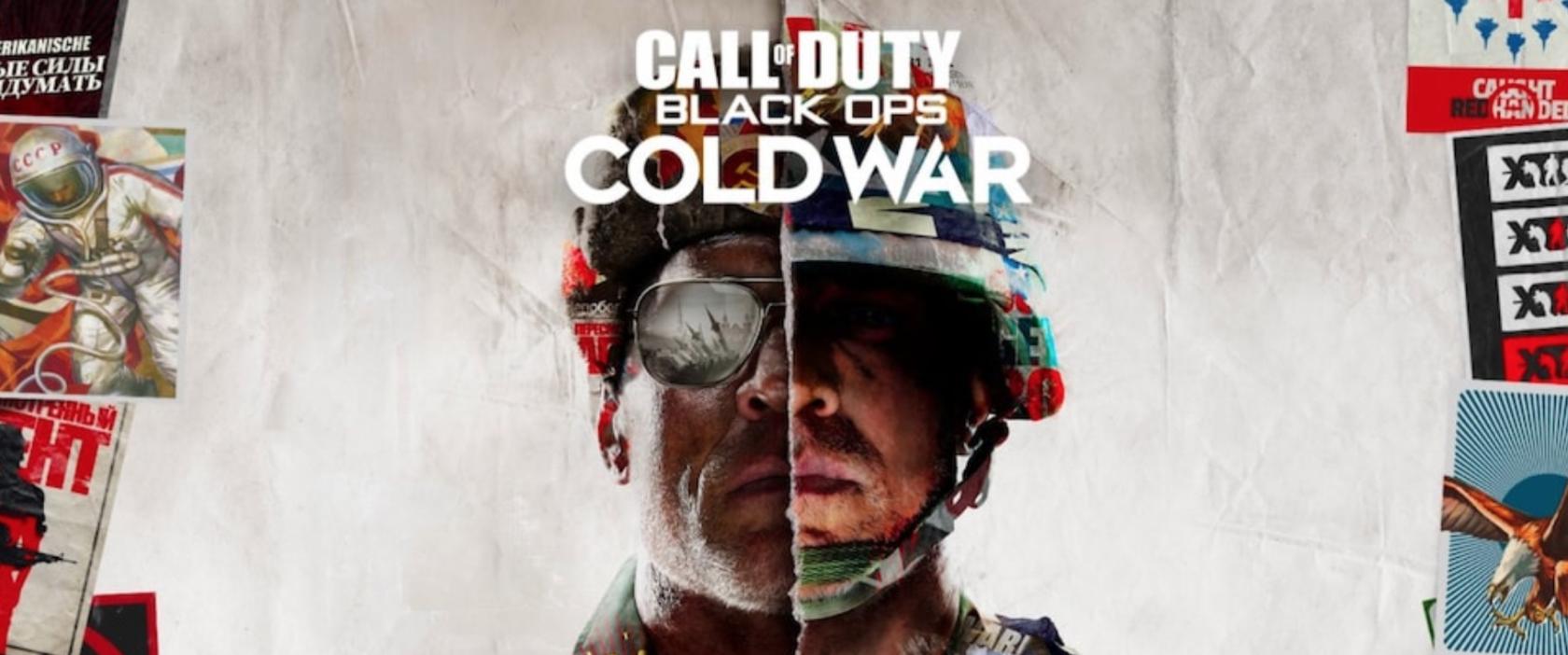 Call of Duty Black Ops Cold War и Junior IT курсы программирования для детей