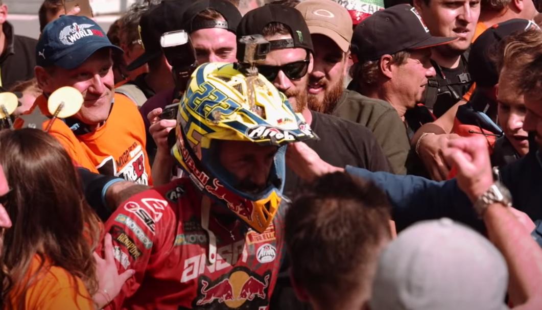 Видео от КТМ: Грацио, Тони