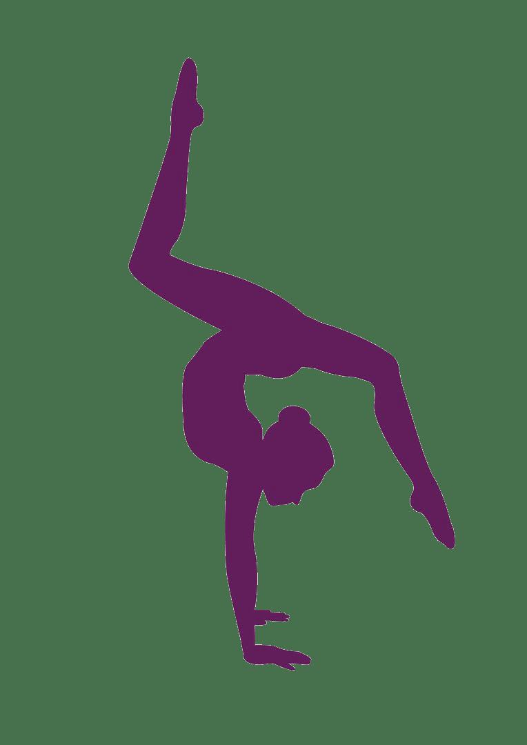 Картон, открытка тренеру по акробатике