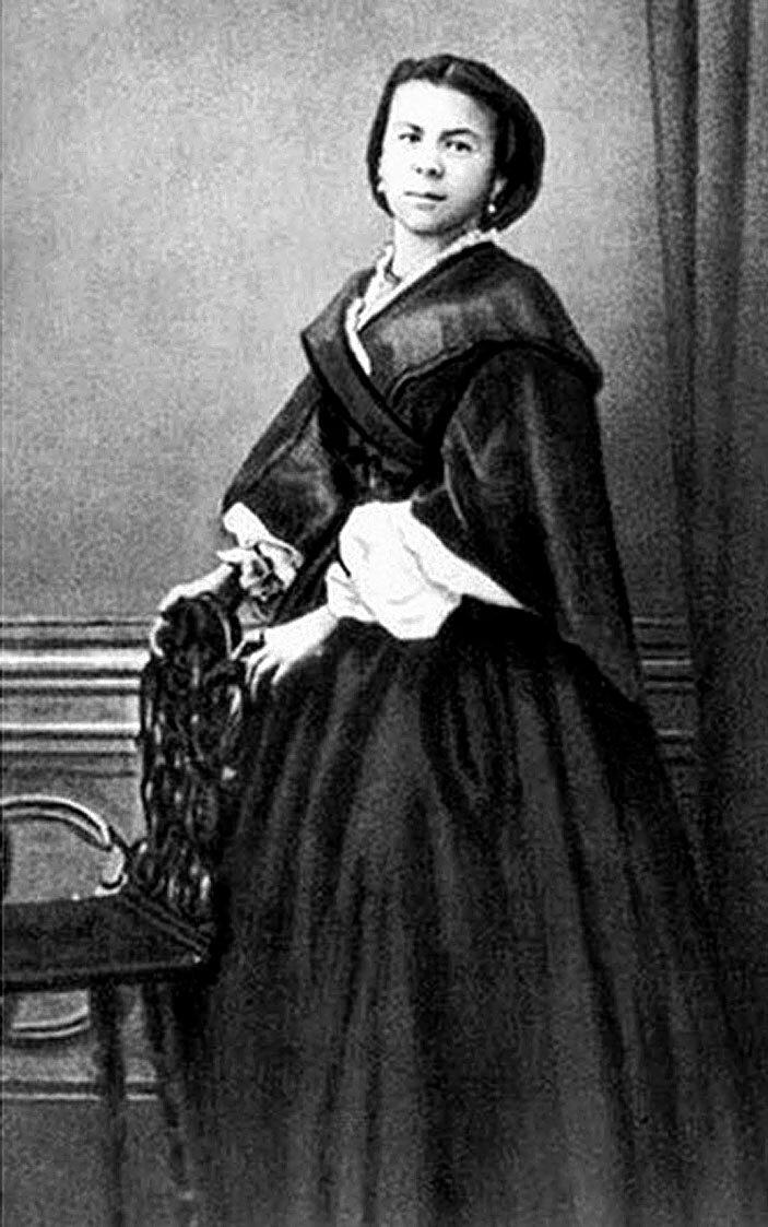 Мать Ленина — Мария Ульянова. Пенза, 1863 год