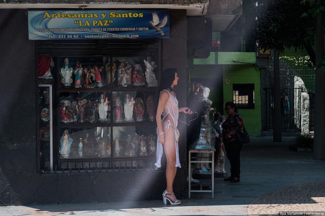 точки уличных проституток на шаболовке