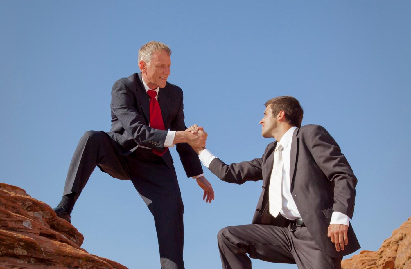 этой фото на тему лидерство и опыт они вступали
