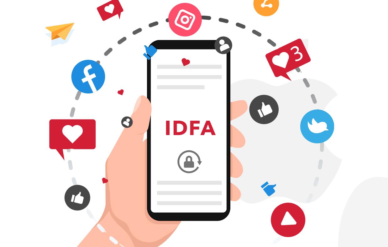 Ужесточение правил IDFA в 2021 году