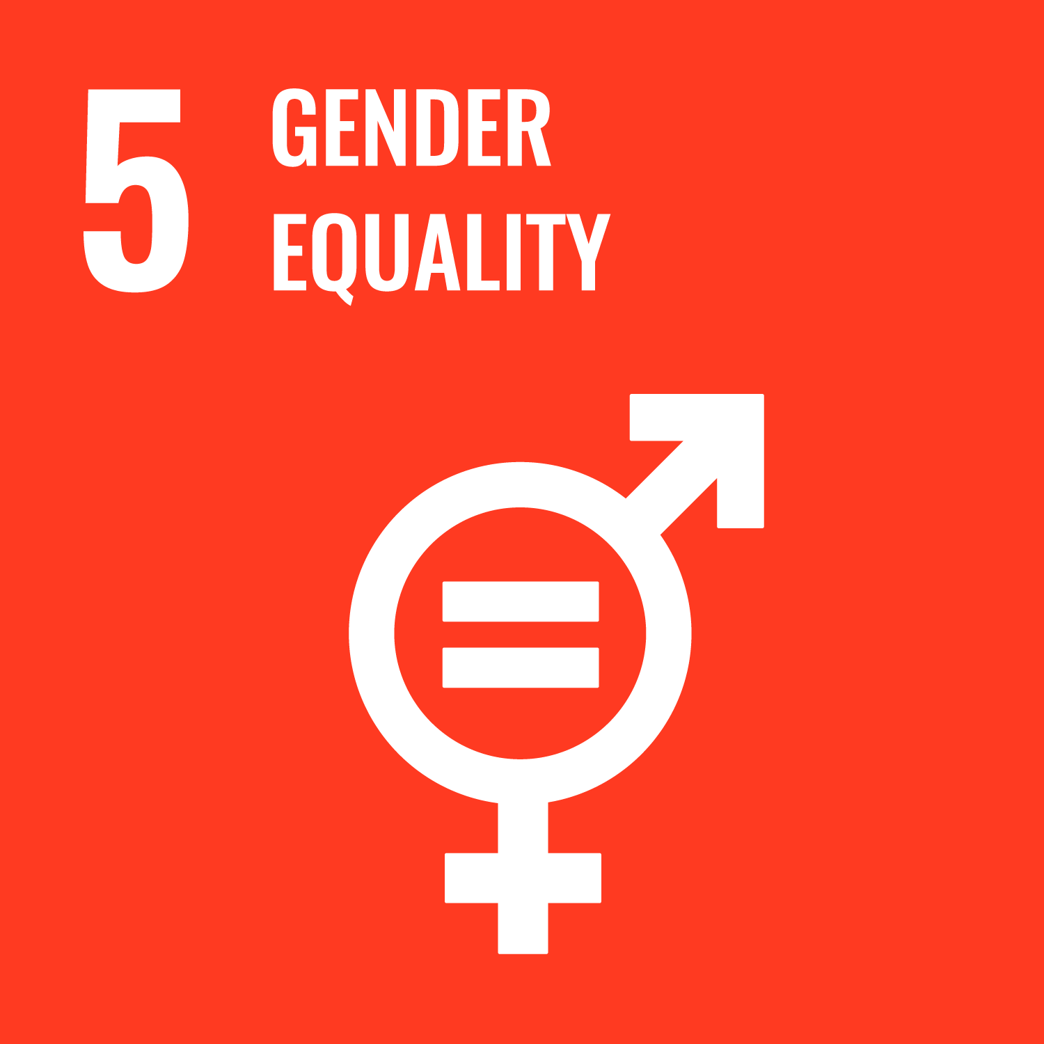 5. Gender equality Businesses can help tackle gender equality by using their influence to shape new social norms. How we target this SDG? Gender equality is our business imperative and we hire employees that have core values consistent with this value. We encourage development at all levels, no matter their gender, with what they need to succeed for an integral role.
