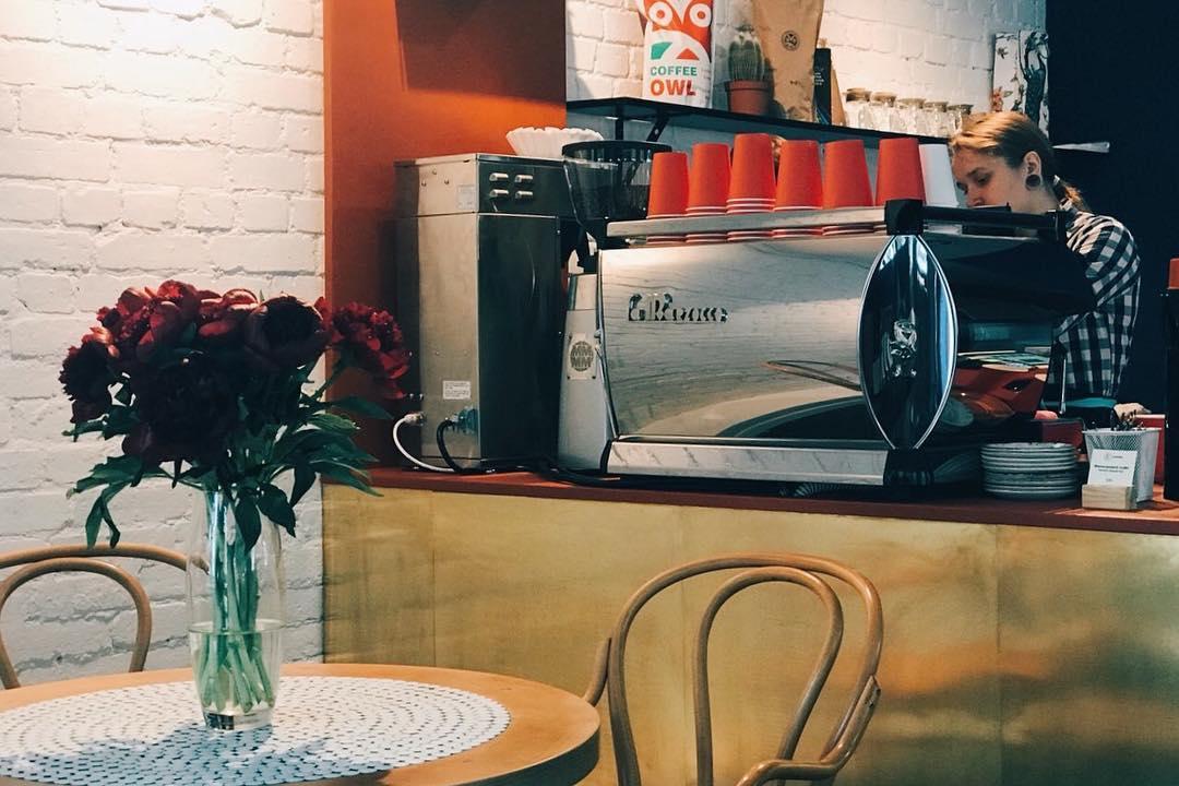 Кафе Muru, Екатеринбург