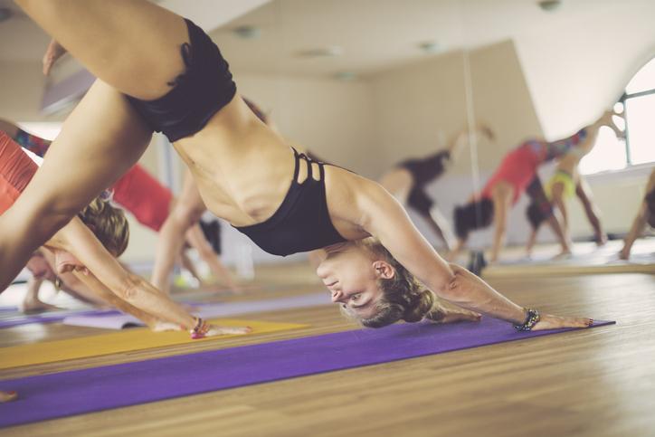 Йога для группы