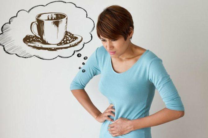 плохое самочувствие после кофе