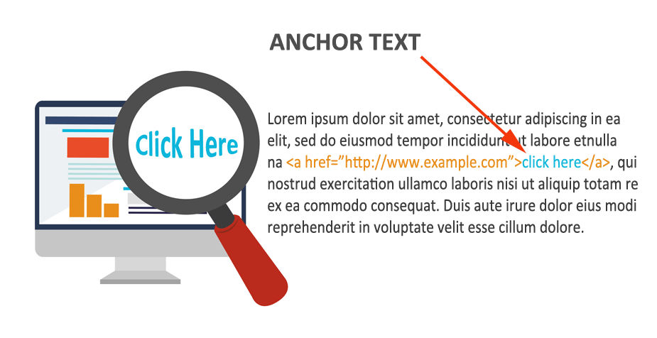 Avoid overuse of anchor text. Courtesy: Serpstat.com