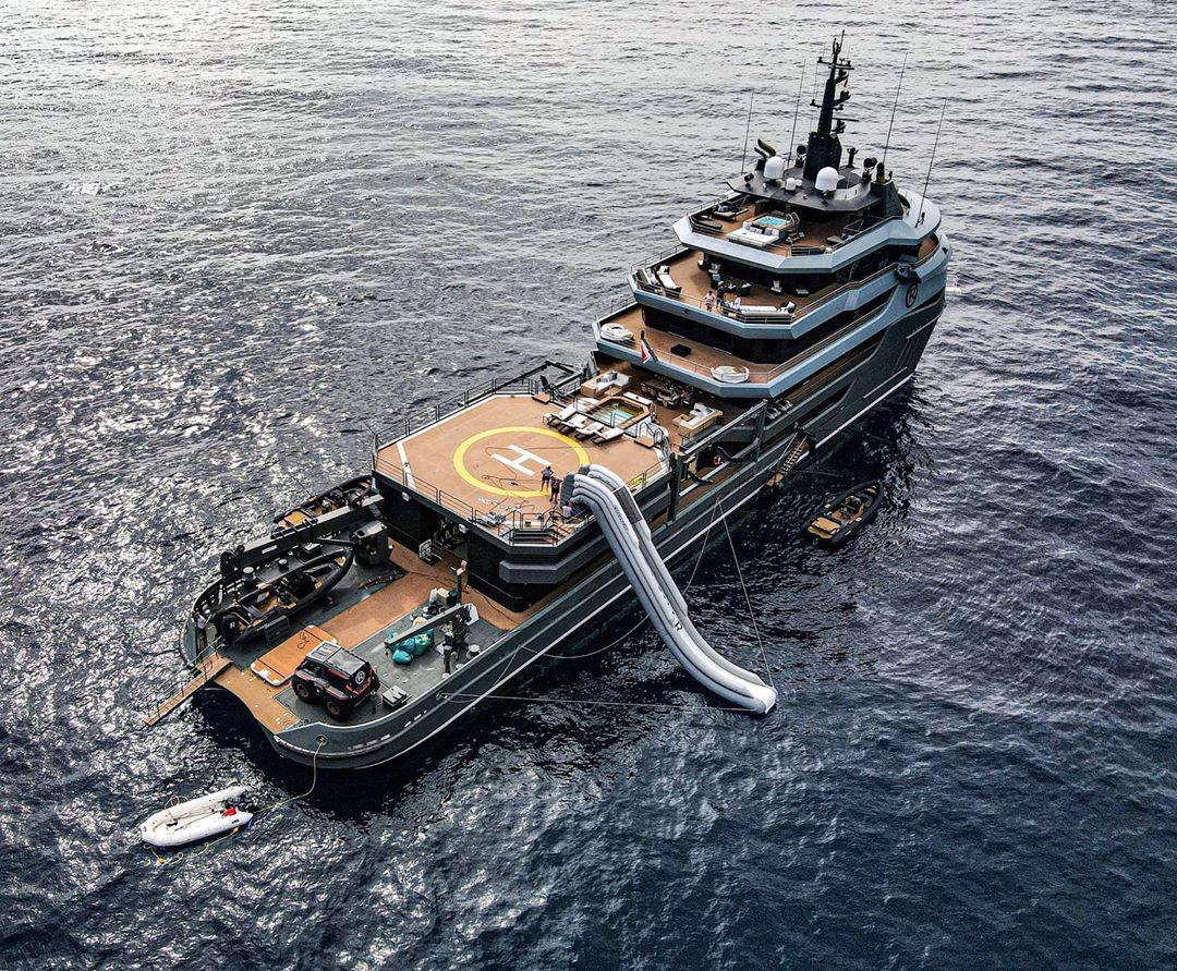Ragnar Yacht & BigBo ATV
