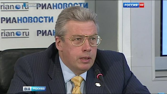 Андрей Черняков. Фото: www.vesti.ru