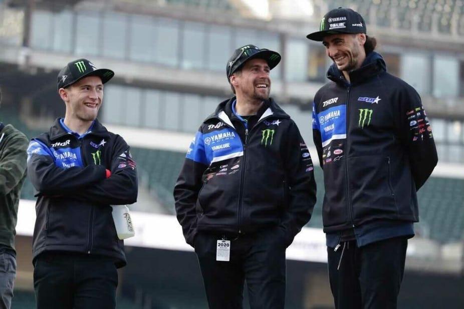 Уил Хан покидает команду Monster Energy Star Yamaha Racing