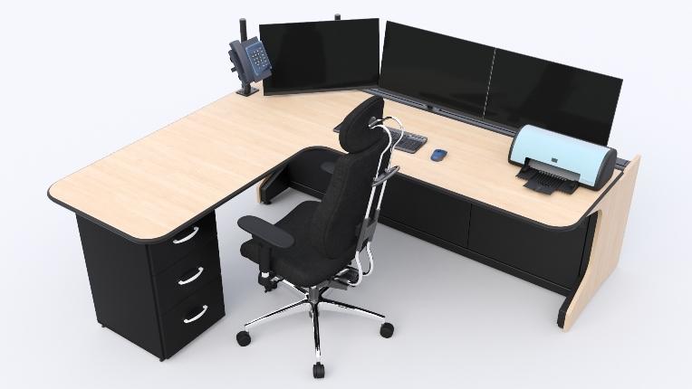 Стол оператора для ООО «Норд Системс»