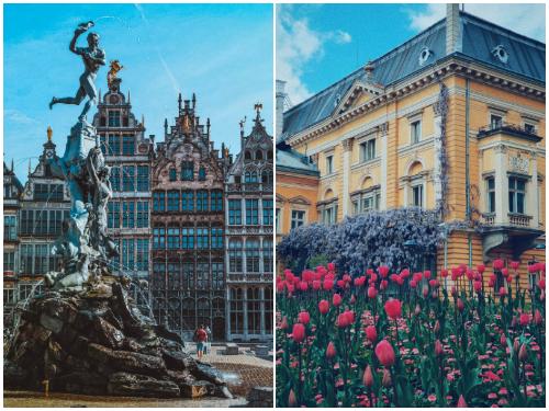 София и Брюссель в октябре