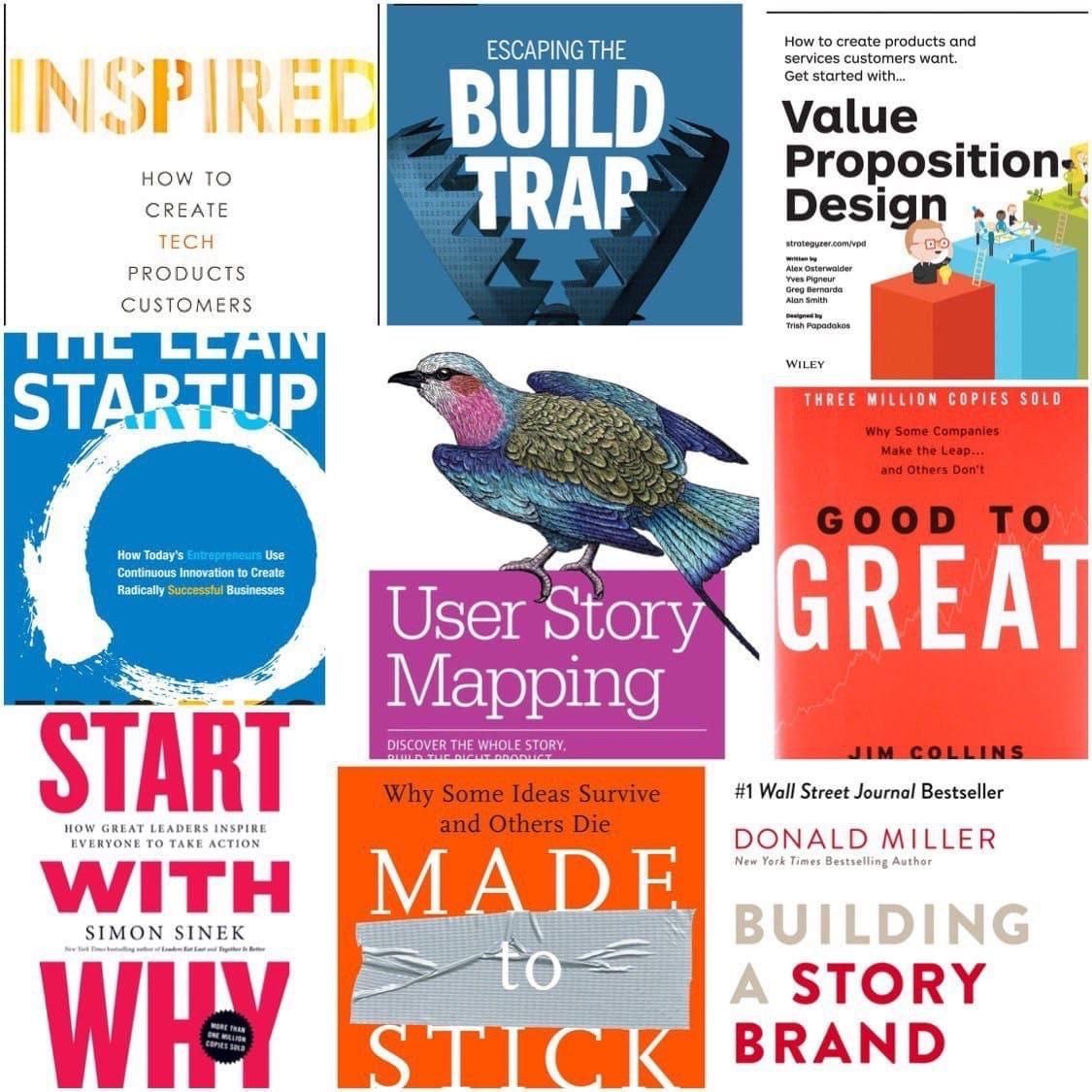 книги для продакт-менеджера