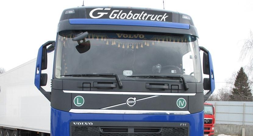Globaltruck является ведущим автомобильным перевозчиком генеральных грузов на Урале и в Сибири (фото: Globaltruck)