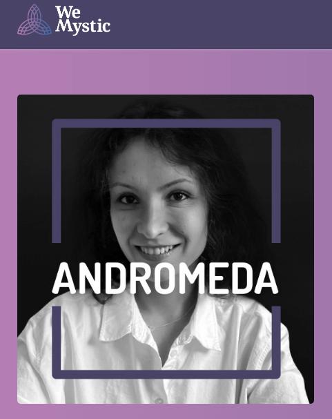 Andromeda Astrologue Paris Interview