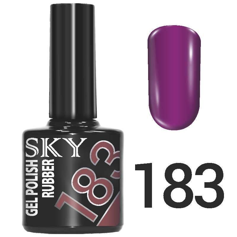 Sky gel №183