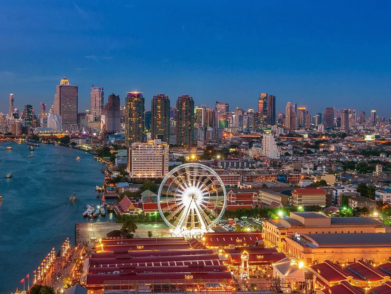 картинки из бангкока загородный