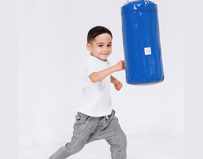 Поступили детские боксерские мешки