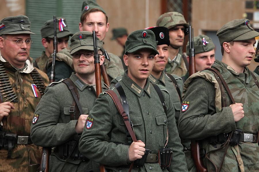 картинки армии власова получено приглашение