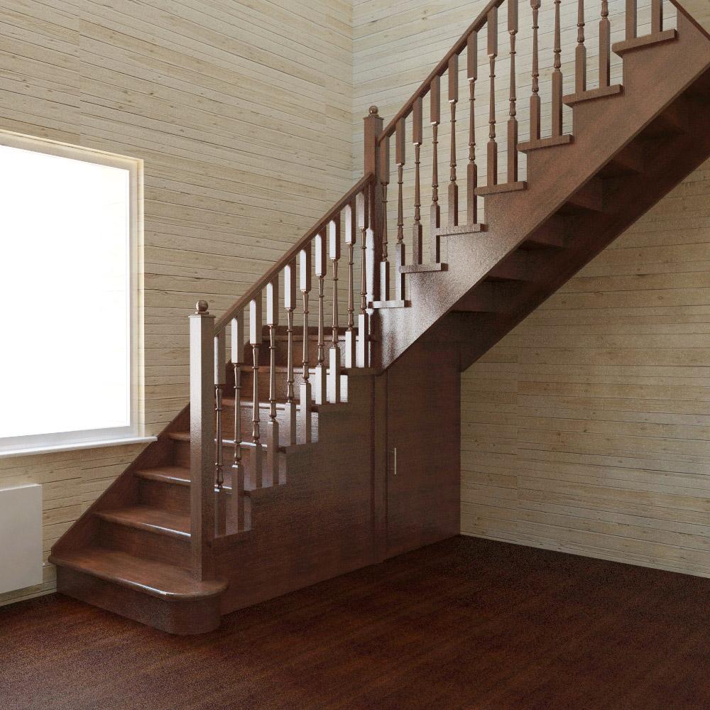 лестницы на второй в частном доме фото собрали интересную