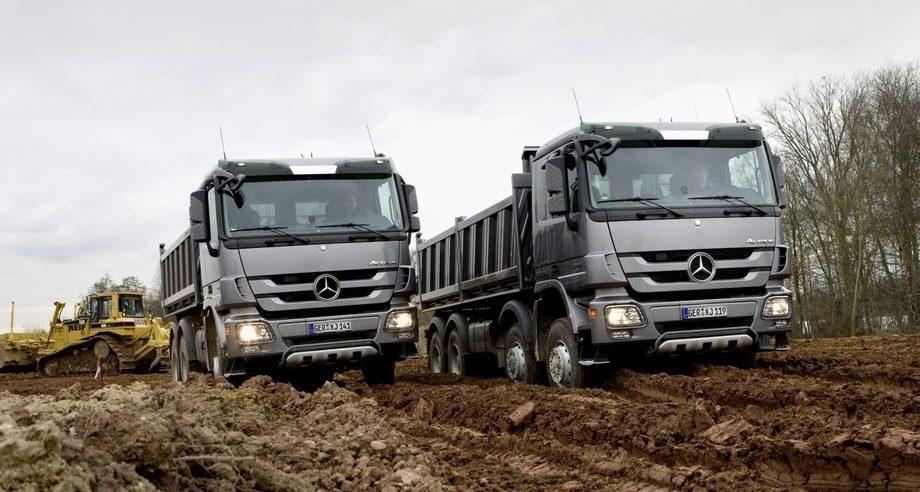 Ранее, в январе, решение об отмене сезонных ограничений на федеральных дорогах принял Минтранс РФ (фото: Fonstola.ru)