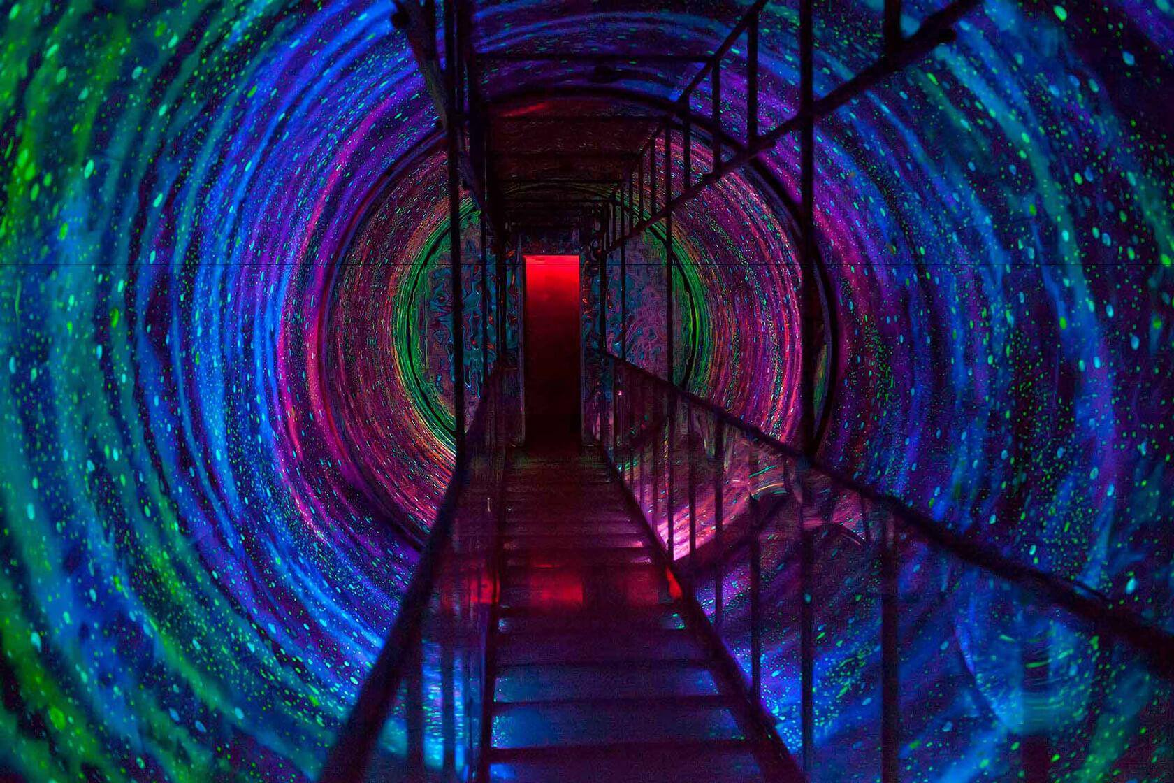 Аттракцион Vortex Time Tunnel