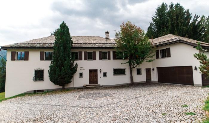 Miete: Villa Chesa Bellaria - Engadiner Anwesen