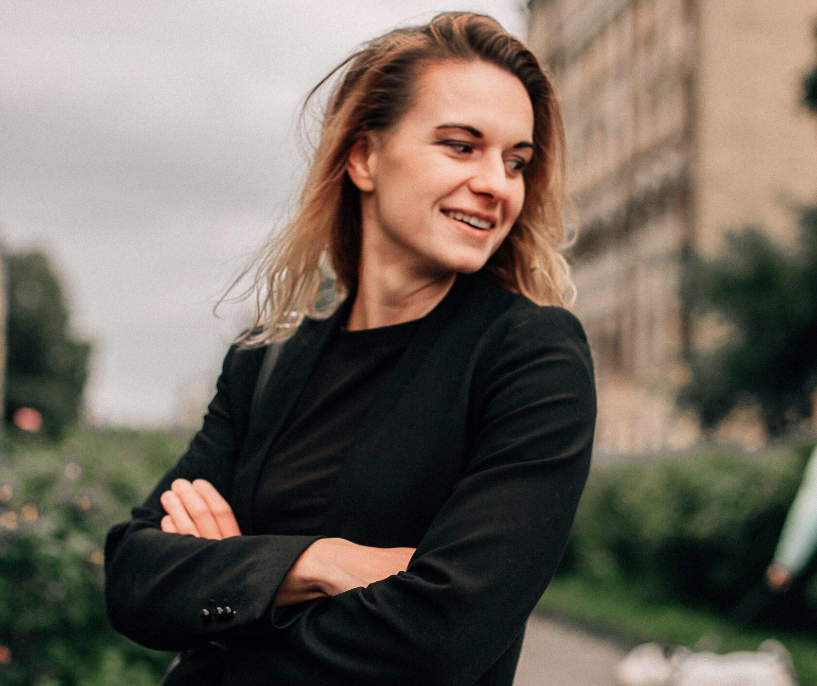 Ксения Таврель, героиня нашей истории