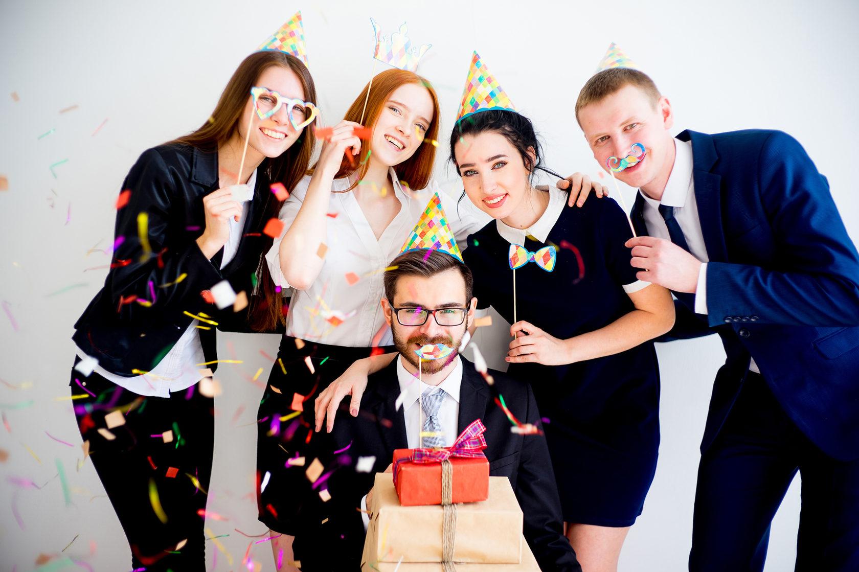 Поздравление на корпоративную вечеринку