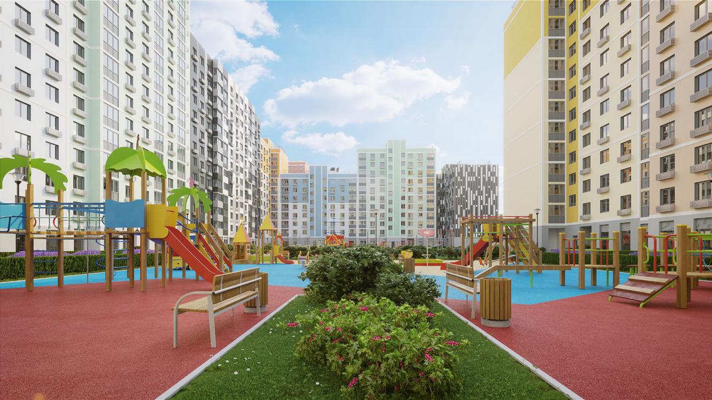 бесплатно жилой комплекс солнцево фото квартир для