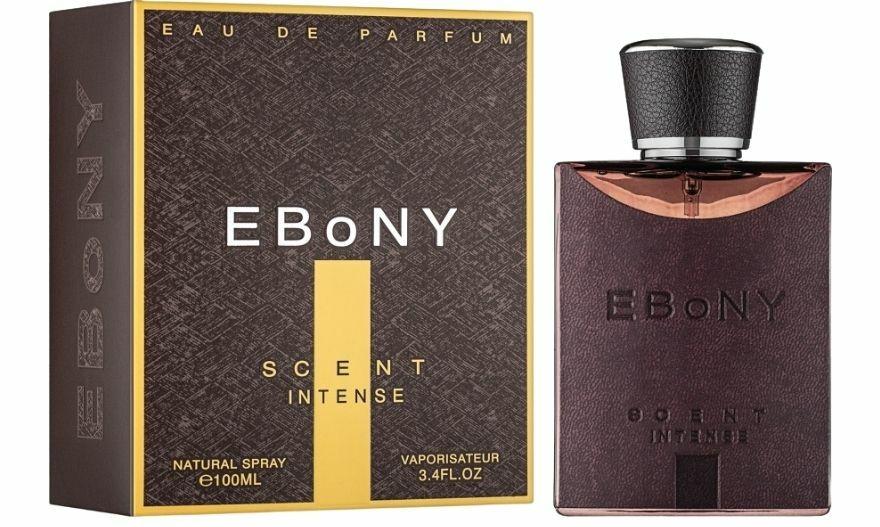 Ebony Pour Homme Fragrance World - Arabian, Western and Middle East Perfumes - Muskat Gift Shop Kenya
