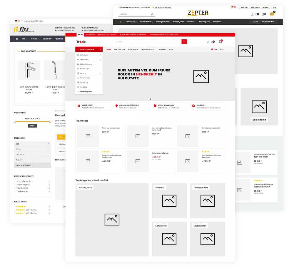Themeart - eCommerce Agentur für JTL, Shopware & Shopify