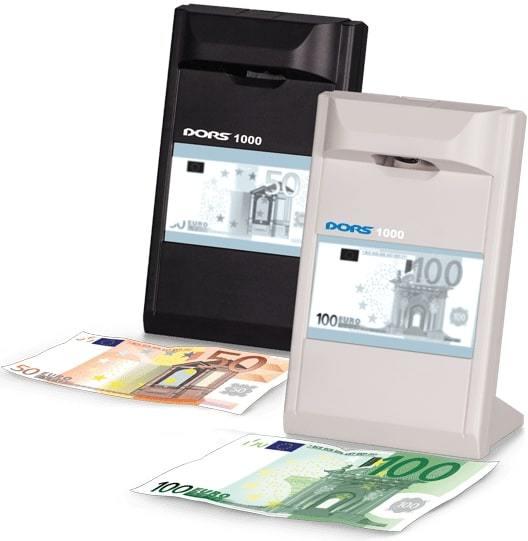Инфракрасная защита на Евро банкнотах