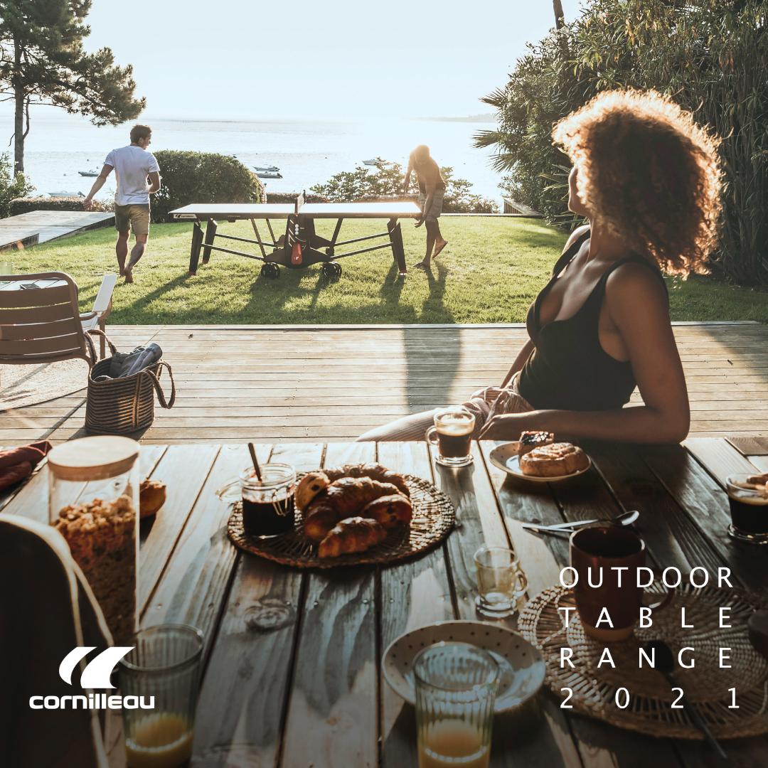 Outdoor Table Range 2021 banner