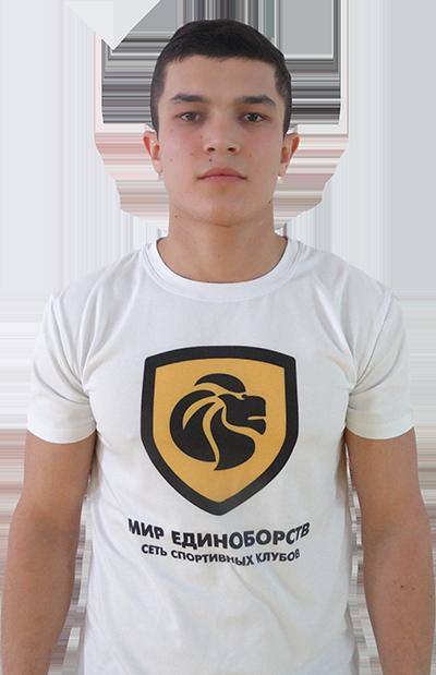 Шохаббос Шакуров - тренер по боксу
