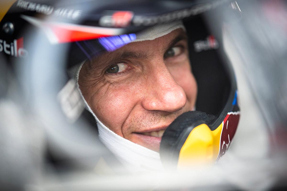 Жюльен Инграссиа, Toyota Yaris WRC, ралли Монте-Карло 2021