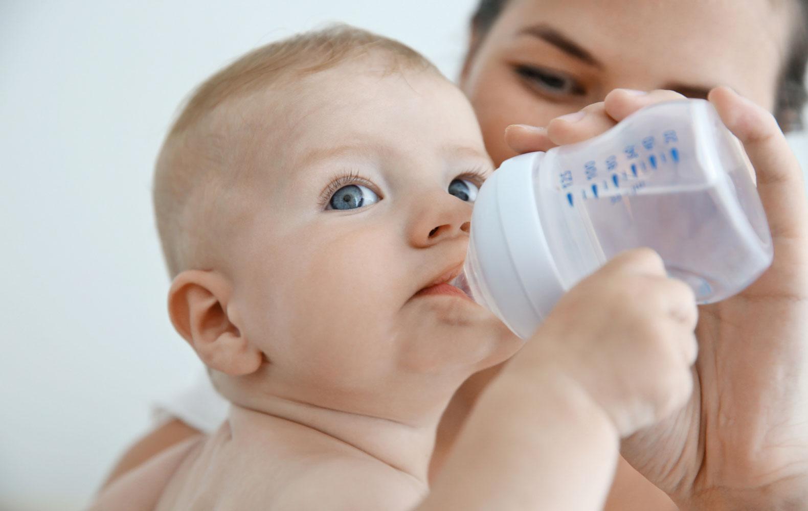 Питье для матери и ребенка