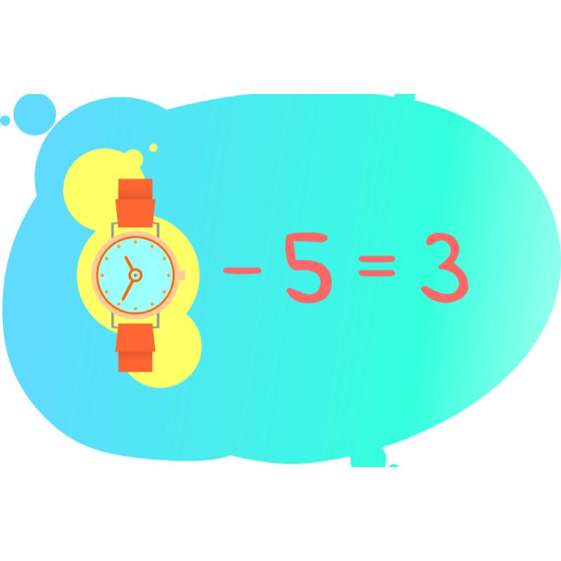 Задача на нахождение числа с часами