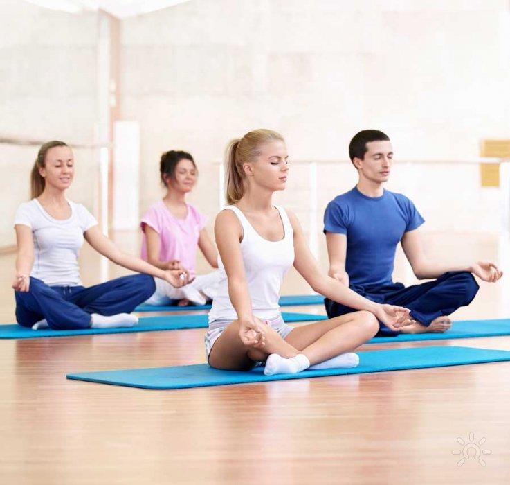 Індивідуальні заняття з йоги