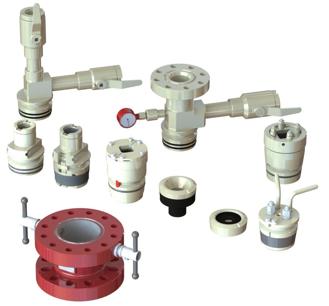 Комплекс герметизирующего оборудования КГОМ