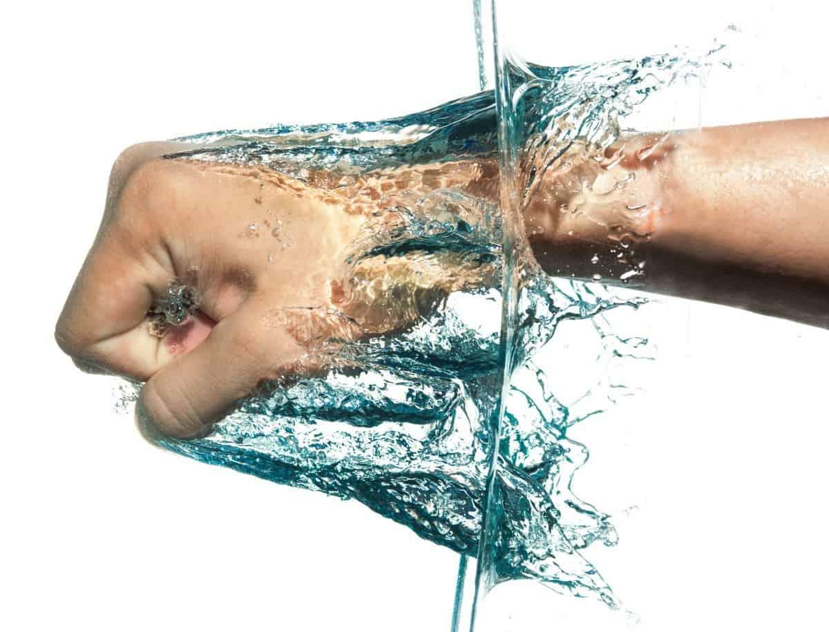 жесткая питьевая вода