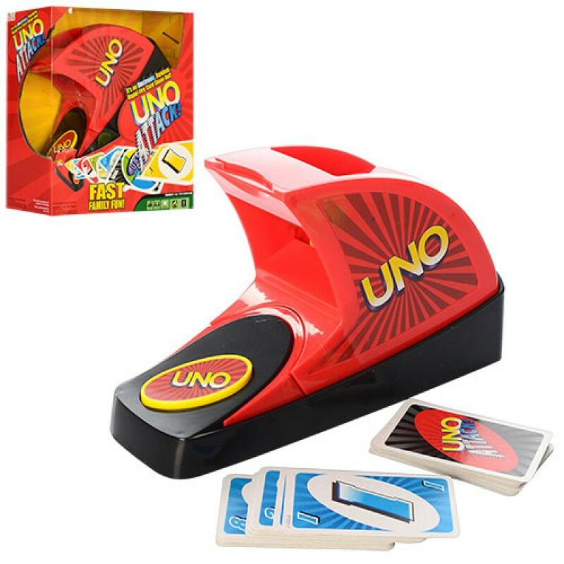 Настольная карточная игра Уно