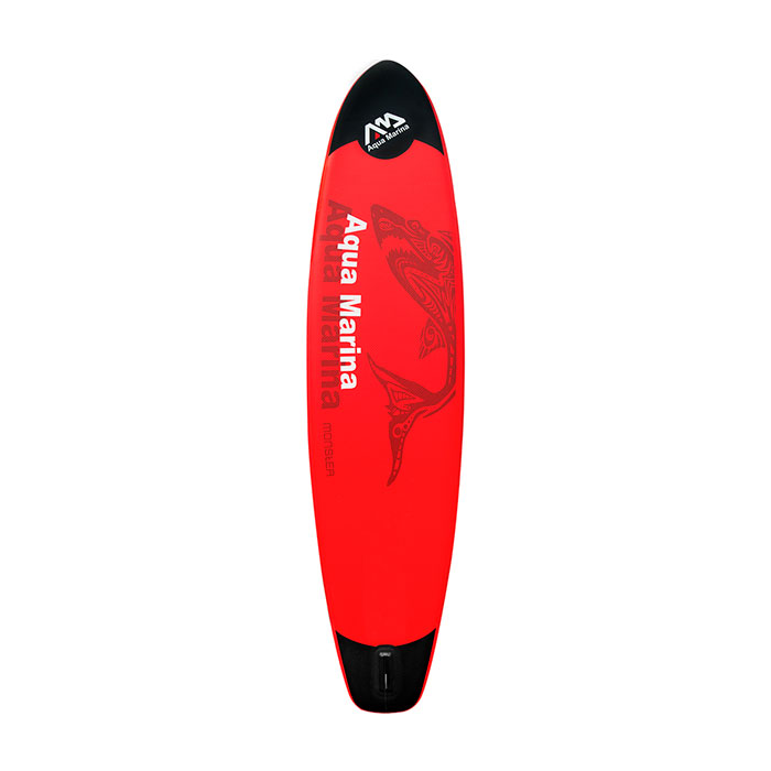 Купить SUP-доску Aqua Marina MONSTER с веслом SPORTS Aluminum Red S18