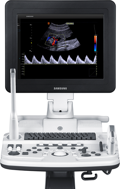 Samsung Medison sonoace r5