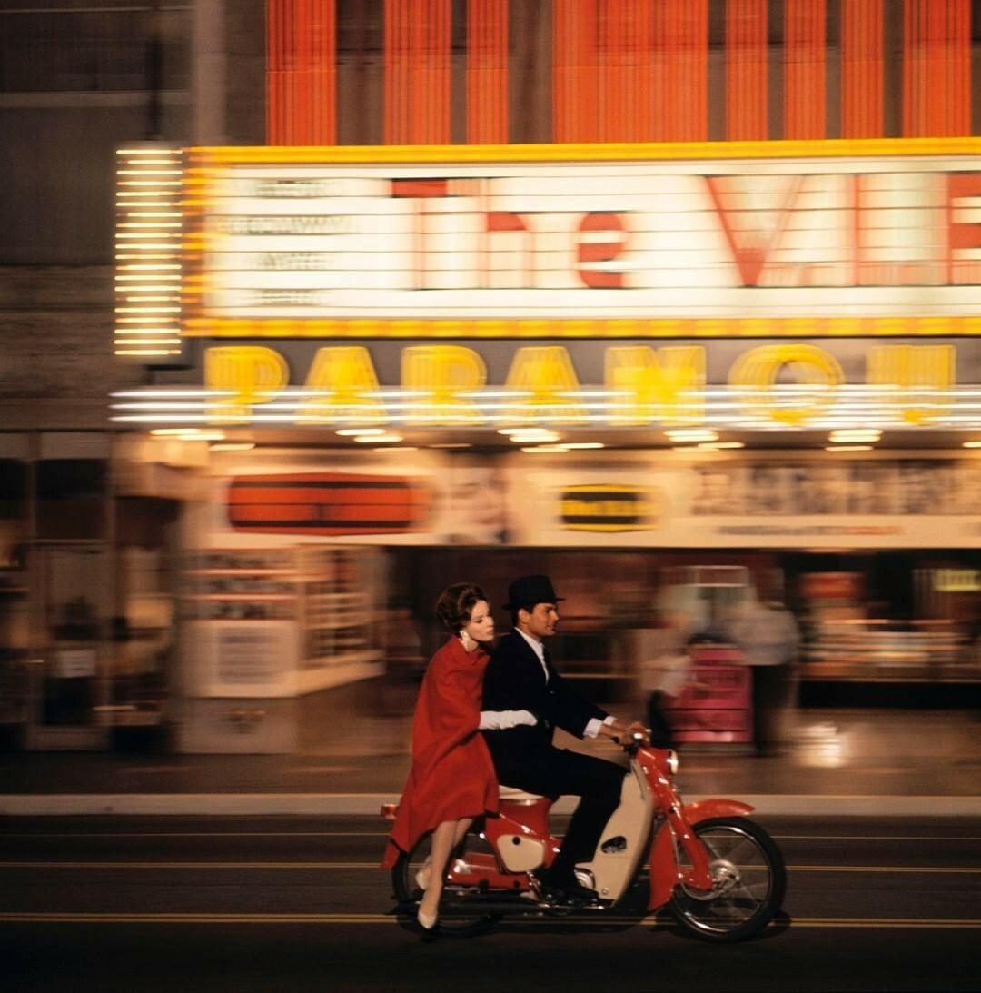 Honda, 1964. Фотограф Сид Эйвери