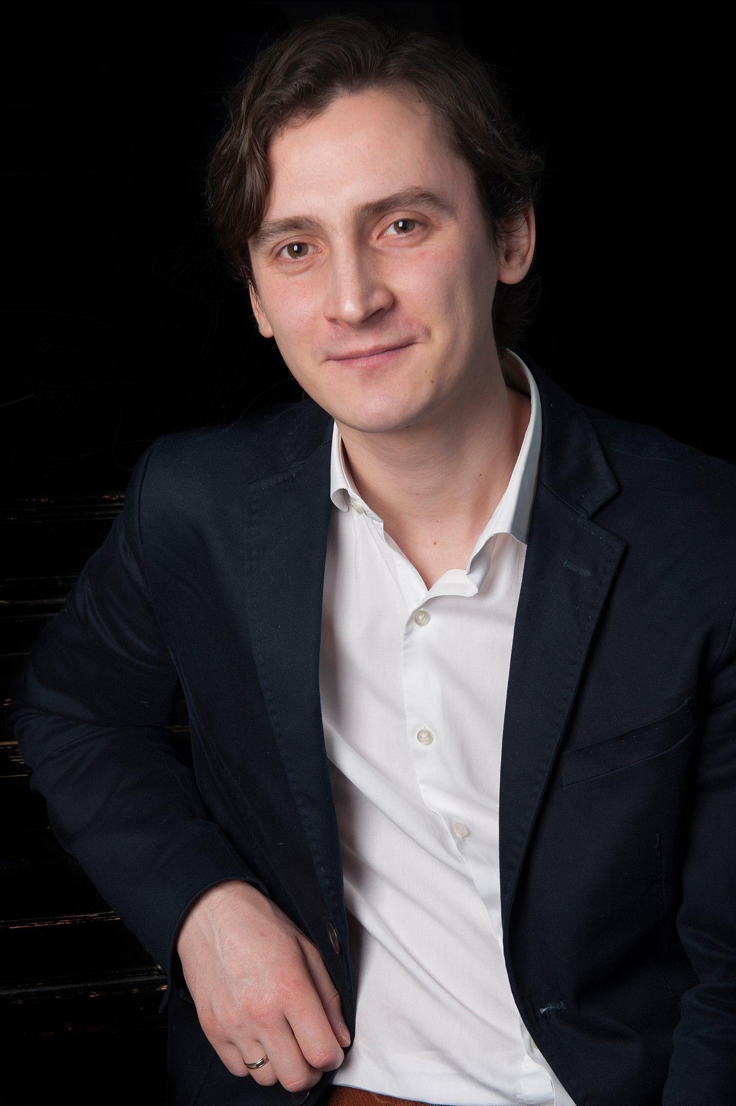 Психолог Андрей Пономарёв