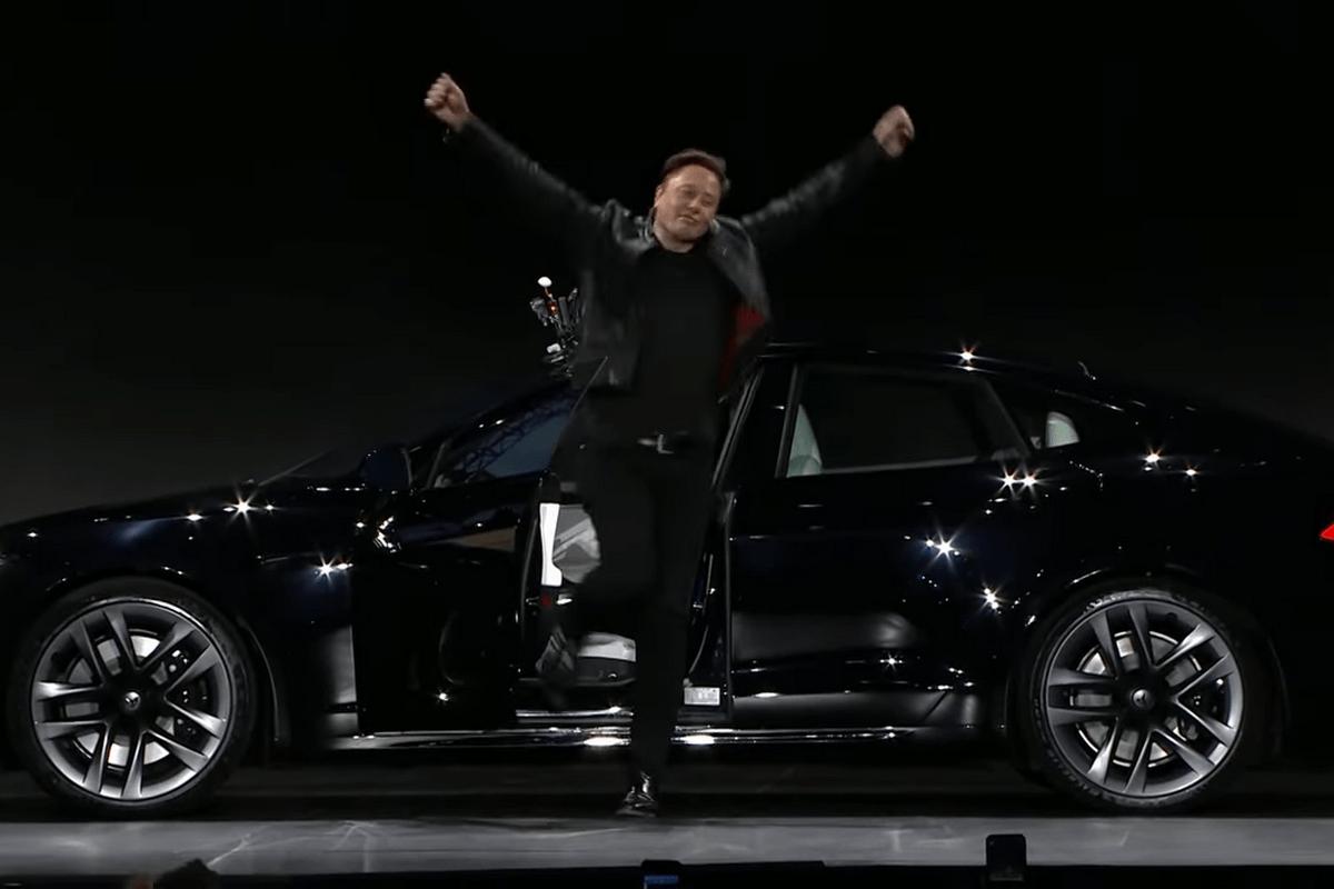 Стартував продаж новеньких Model S Plaid!!!, Тесла Комьюнити, Tesla Community